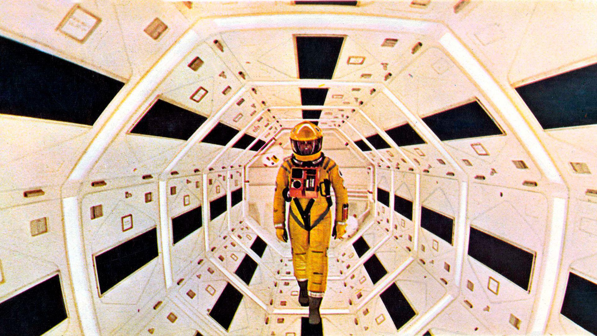 """""""2001: Una odisea del espacio"""" (1968)"""