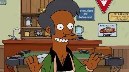 El personaje de Apu