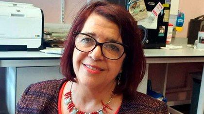 Marta Cohen, patóloga pediátrica radicada desde hace 17 años en Sheffield, Reino Unido