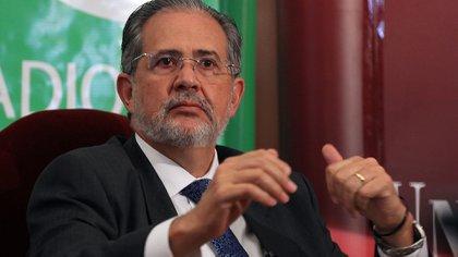 Miguel Henrique Otero, presidente de El Nacional