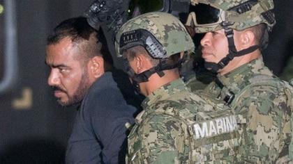 Iván Gastélum trató de intervenir a favor de su jefe (Foto: AP)