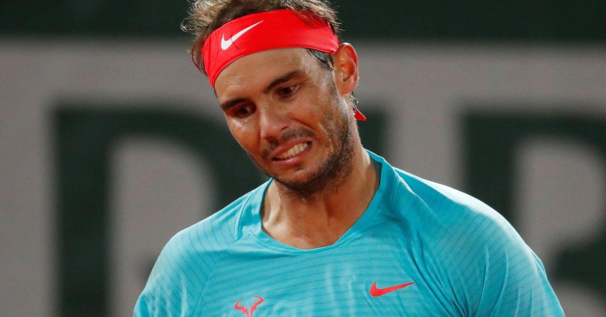 """Rafael Nadal se quejó del frío tras vencer a Sinner en París: """"El tenis no es como el fútbol""""  - Infobae"""