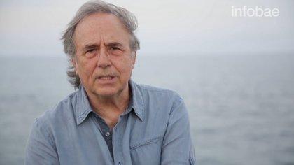 Serrat pidió que el Mediterráneo no sea una enorme fosa