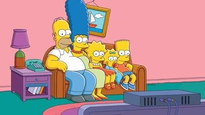 Este año, Los Simpson estrenaron su su temporada número 30