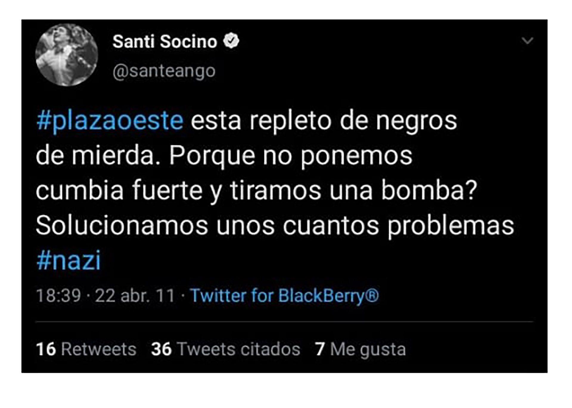 tuit Santiago Socino