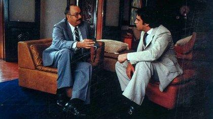 Mandriotti entrevistó a Somoza días antes del atentado