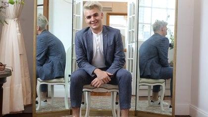 Jorge Rey, el diseñador de alta costura de 20 años que conquista al mundo de la moda con sus diseños de princesas