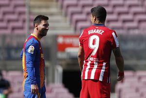 Barcelona y Atlético Madrid protagonizan un duelo clave para la definición de la Liga española