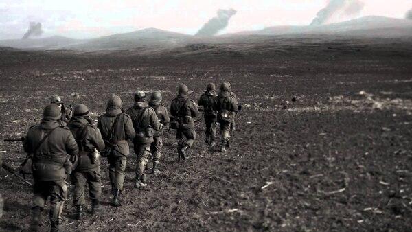 La guerra de Malvinas comenzó el 2 abril de 1982 y finalizó el 14 de junio del mismo año