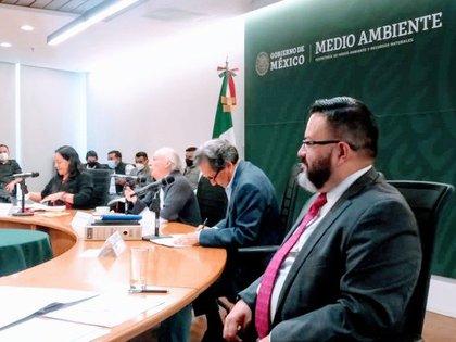 La dependencia agradeció el trabajo de Trujillo como subsecretario (Foto: Twitter/@jultruji)