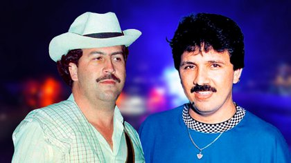 """Una de las historias al rededor de la misteriosa muerte del cantante de vallenato colombiano Rafael Orozoco es el papel que habría jugado en ella el capo narco Pablo Escobar, quien ordenó matar a los asesinos del """"ídolo"""" del Binomio de Oro de América."""