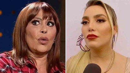 Actualmente Alejandra Guzmán y Frida Sofía están distanciadas