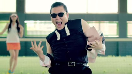 """El rapero de Corea del Sur consiguió casi 3 mil millones de reproducciones con su """"Gangnam Style"""""""