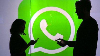Los mensajes que se autodestruyen son una de las novedades que llegarán a WhatsApp en 2020 (Chris Ratcliffe/Bloomberg)