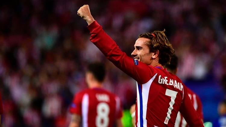 Griezmann se muda de Madrid al Barcelona (AFP)