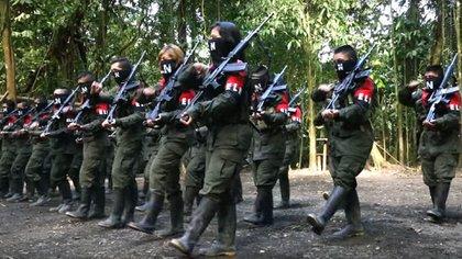 Reportaron amenazas de los guerrilleros del ELN en territorio venezolano