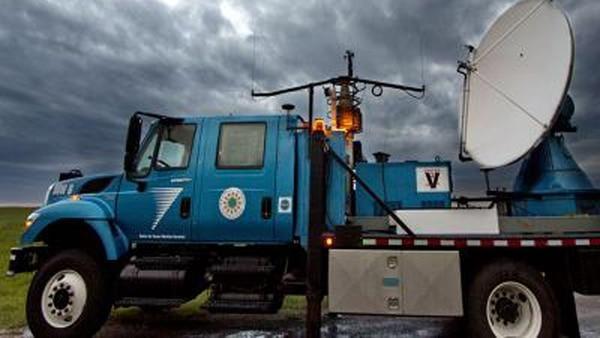 Uno de los equipos que se desplegarán en la rutas cordobesas, que buscará analizar las grandes tormentas