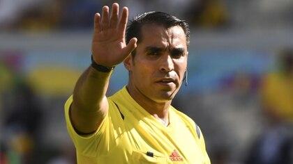 Rodríguez pitó en tres campeonatos mundiales. (Foto: Shutterstock)
