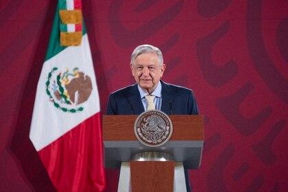 López Obrador presumió que la recaudación tributaria aumentó 0.9% del 1 de enero al 8 de junio (FOTO: Cortesía Presidencia)