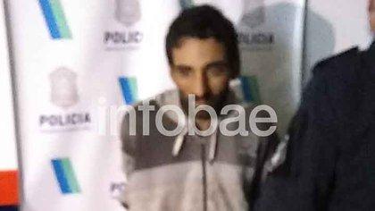 Carlos Savanz, el secuestrador de Maia, quedó detenido