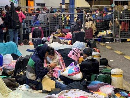 Congresistas de EEUU pidieron agilizar el alivio migratorio para los venezolanos
