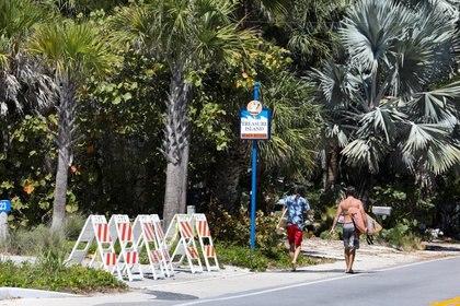 Florida es el segundo estado con más infecciones por COVID-19 (Foto: REUTERS / Eve Edelheit)