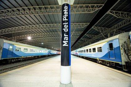 """""""80% por cada coche en servicio"""", indica la autorización sobre el límite de pasajeros en trenes"""