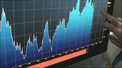 Desde fines de abril, el precio de las acciones rebota desde mínimos de agosto de 2013