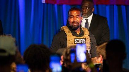 Kanye lloró al hablar sobre el aborto (AP)
