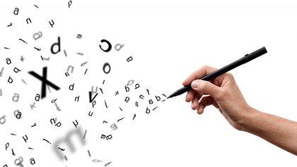Las palabras bien escritas hablan del nivel educacional de una persona (iStock)