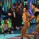 Marcelo Tinelli se sumó a la coreografía de Pedro Alfonso pero al jurado no le gustó (Foto: LaFlia)