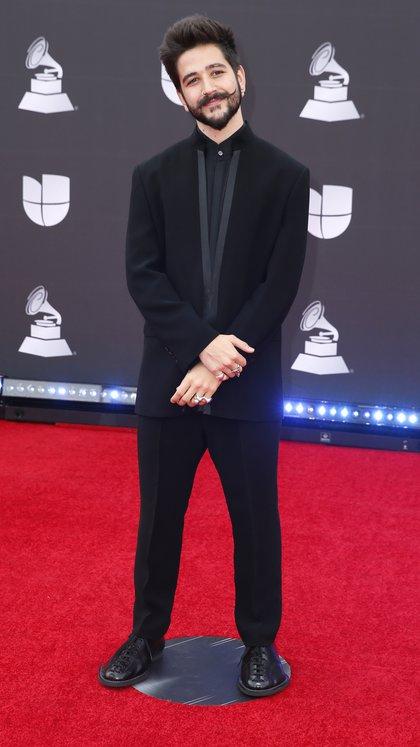 The 20th Annual Latin Grammy Awards - Arrivals - Las Vegas, Nevada, U.S., November 14, 2019 - Camilo Echeverry. REUTERS/Danny Moloshok
