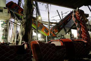 Se desplomó un tramo del metro en Ciudad de México: al menos 23 muertos y más de 70 heridos