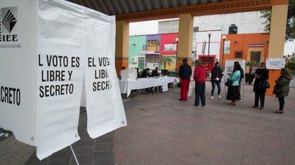 Rumbo a las elecciones 2021, INE aprobó las plataformas electorales de todos los partidos políticos (Foto: Cuartoscuro)