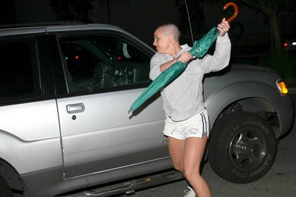 Britney Spears sufrió un brote psicótico en 2007