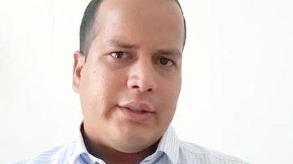 Orlando Moreno, coordinador de la ONG Foro Penal en el estado Delta Amacuro
