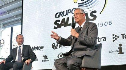 Ricardo Salinas es dueño de Pligo Groupo Salinas, Groupo Electra y Banco Azteca (Foto: Instagram / Ricardosalinas)
