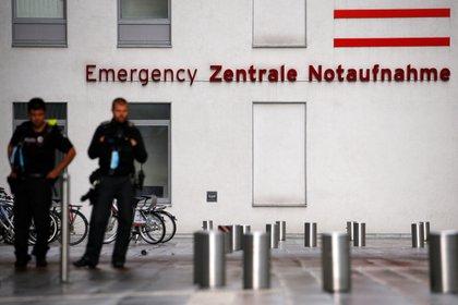 El hospital Caridad, en Berlín (Reuters)
