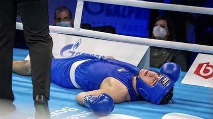 Rashed Al-Swaisat tenía 18 años y era una promesa del boxeo de Jordania