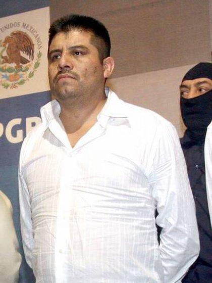 Luis Reyes Enríquez estuvo preso dos veces en penales federales.