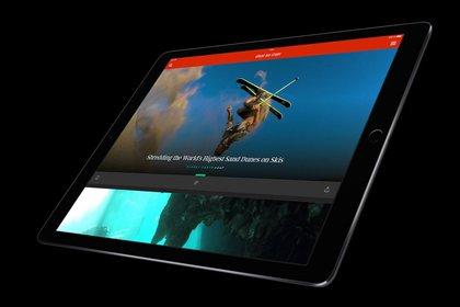 Imagen del nuevo IPad Pro