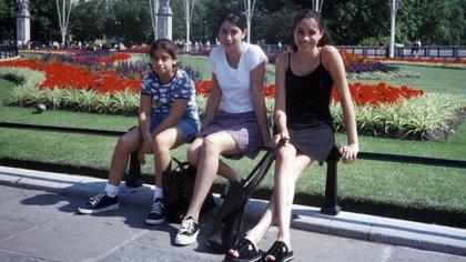 Michelle Priddy, Ninaki Priddy junto a Meghan Markle. Inseparables, acudirán a la boda