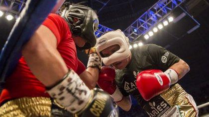 Julio César Chávez protagonizó un combate este año contra el 'Travieso' Arce (Foto: Cuartoscuro)