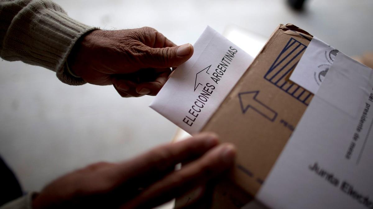 Paso A Paso Cómo Votar En Las Elecciones Infobae