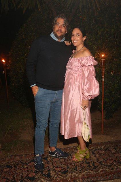 Germán Geller y Lucila Sperber