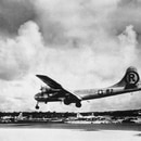 Foto del 6 de agosto de 1945: el
