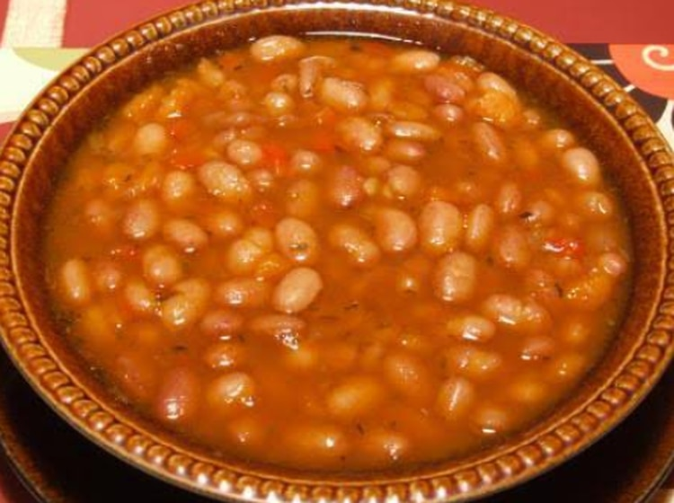 Beans are a typical Mexican dish (Photo: @maiklaguna)