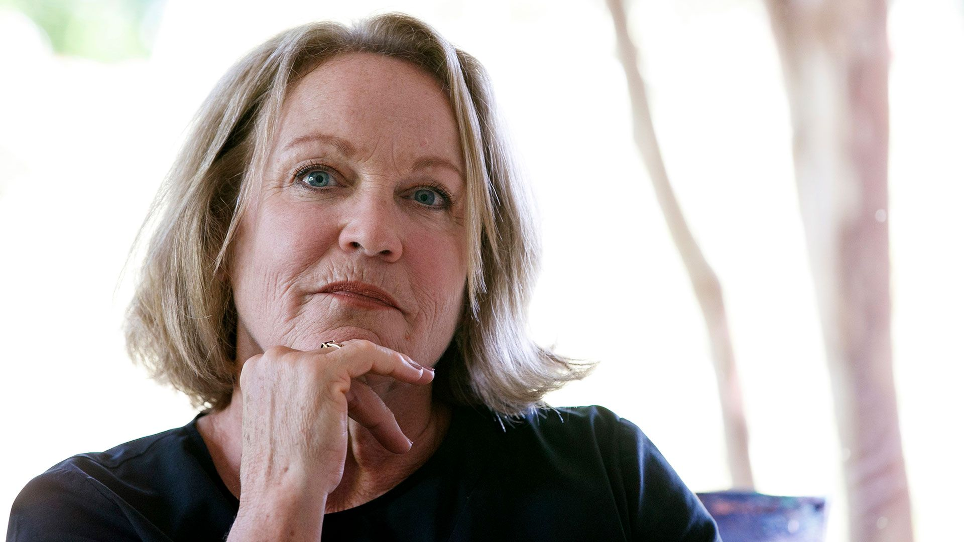 Patricia Wulf, una cantante de ópera retirada, fue de las primeras nueve mujeres que acusaron a Domingo de acoso (Foto: AP)