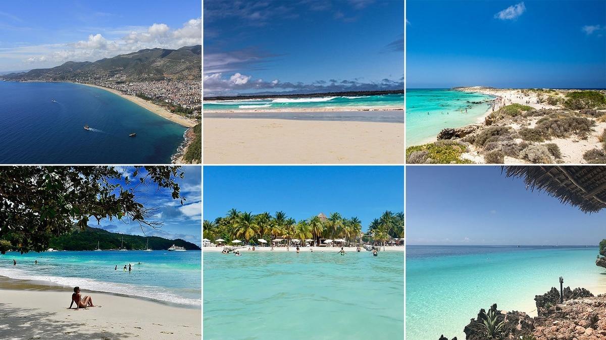 cf9ae5fae9377 Estas son las 25 mejores playas del mundo - Infobae