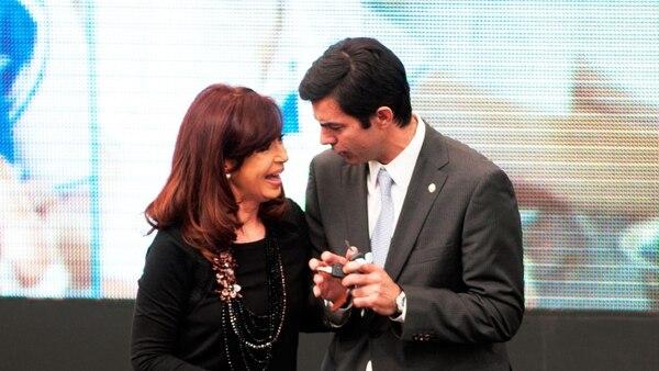 "Juan Manuel Urtubey aseguró que Cristina Kirchner ""no tiene mucho para ofrecer"" (NA)"